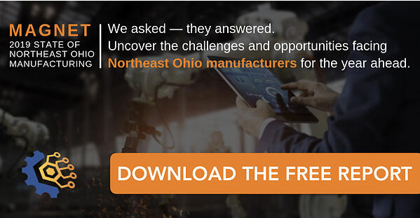 Free Download: 2019 State of Northeast Ohio Manufacturing Report