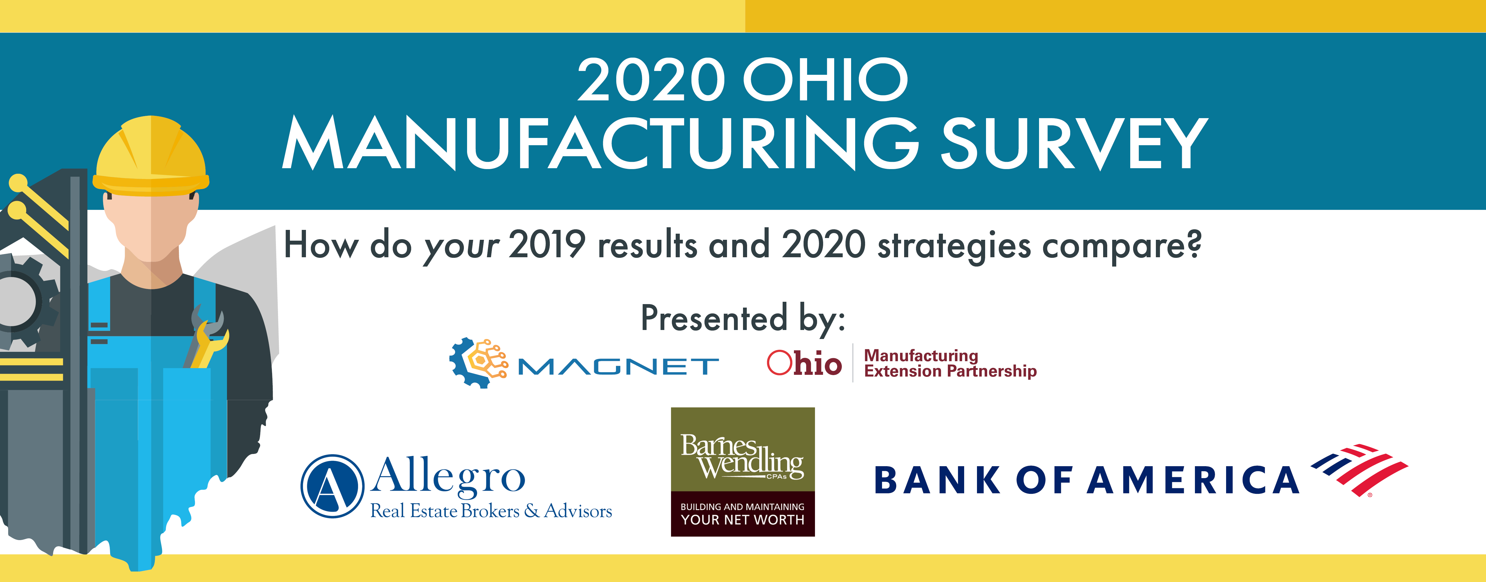 2020 Ohio Manufacturing Survey banner2