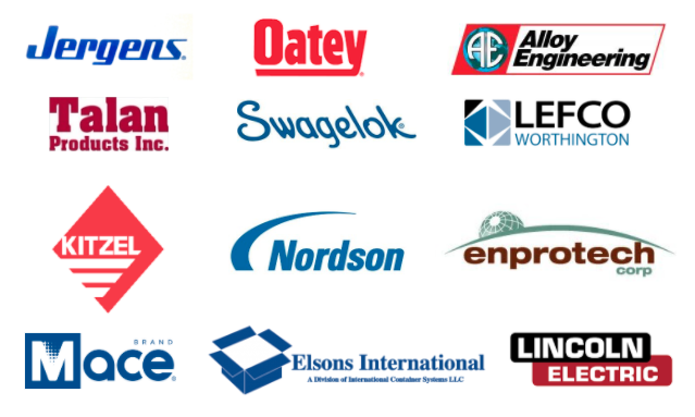 Manufacturing Leadership Company Logos