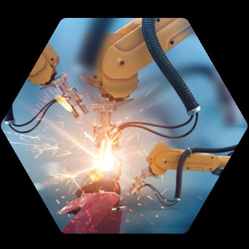 robotic manufacturing equipment